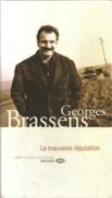 CD    Compil  De  Georges  Brassens   ( 3  CD  )  La  Mauvaise Réputation  +  57  Chansons - Musicals