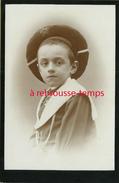 Grand CDV-(CAB) Très Beau Portrait D'un Enfant Marin-photographe L. Du Baille-rue Du Faubourg D'Amiens à Montdidier - Anciennes (Av. 1900)
