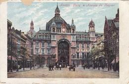 Antwerpen, Anvers, Gare Et Avenue De Keyser (pk40074) - Antwerpen
