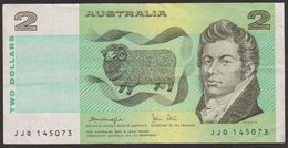 AUSTRALIE - 2 Dollars - JJQ 145073 - Australie