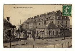 Cpa N° 60 RENNES Caserne Mac Mahon - Rennes