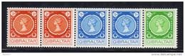 GIBILTERRA 1971 , Serie N. 271/273  MNH  *** - Gibilterra