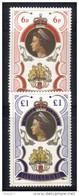 GIBILTERRA 1977 , Serie N. 346/347  MNH  *** - Gibilterra