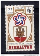 GIBILTERRA 1976 , Serie N. 337  MNH  *** - Gibilterra