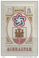 1976 MNH Gibraltar, USA,  Postfris - Gibraltar