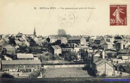 59 - Sous-le-Bois - Vue Panoramique Prise De Douzies - 1926 - Other Municipalities