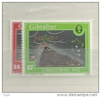 1982 MNH Gibraltar,  Postfris - Gibraltar