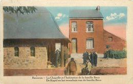 BANNEUX CHAPELLE HABITATION DE LA FAMILLE BECO - Sprimont