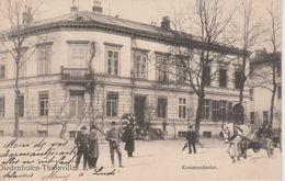 57 - THIONVILLE - KOMMANDANTUR - SERIE NELS N° 100 N° 40 - Thionville