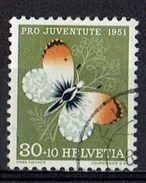 Schweiz 1951 // Mi. 564 O (011..352) - Used Stamps