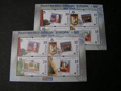 Latvija 2 X Europa 2006  **  Weit Unter  Postpreis - Europa-CEPT