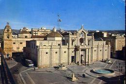 Manfredonia - Foggia - Piazza Giovanni XXIII - 584 - Formato Grande Viaggiata – E 3 - Manfredonia