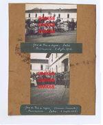 INTRA ( VERBANIA ) GARA DI TIRO A SEGNO - CASERMA SIMONETTA - PREMIAZIONE - 1912 - Krieg, Militär
