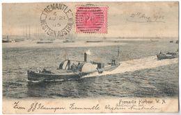 FREMANTLE HARBOUR   W. A. - Fremantle