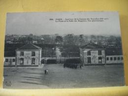 B13 1024  CPA - 75 PARIS - INTERIEUR DE LA CASERNE DES TOURELLES - LE POSTE ET LA SALLE....  (+ 20.000 CARTES MOINS 1 &e - Francia