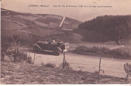 AVENAS - Col Du Fût D'Avenas Et Vue Panoramique - Frankreich