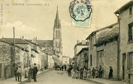 EURVILLE - La Grande Rue - Sonstige Gemeinden