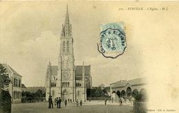 EURVILLE - L'Eglise - Sonstige Gemeinden