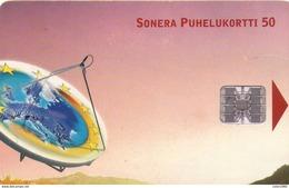 TARJETA TELEFONICA DE FINLANDIA (473). - Finlandia
