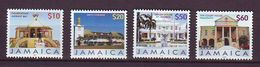 "2008 Buildings - Year ""2008"" Imprint - 7 V Mint ** - Jamaica (1962-...)"