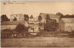 Villance - Un Coin Du Village - Circulé 1941 - Photo Duchêne, Libin Edit. C. Mahoux - Lejeune - SUPER - Libin