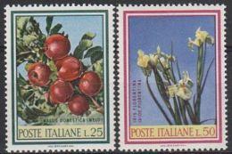 1967 - FIORI - Nuova - 1961-70: Mint/hinged
