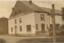 Villance - Hôtel Du Vieux Jambon D'ArdenneJ. Bodson - Hubert - Circulé Vers 1040 - Photo Duchêne, Libin -SUPER !! - Libin
