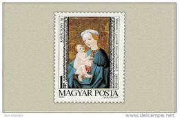 Hungary 1984. Christmas Stamp MNH (**) Michel: 3717 / 0.30 EUR - Ungarn