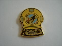 20171112-1072 ALSACE STRASBOURG CLUB DE PLONGEE GAZ - ELECRICITE - Diving