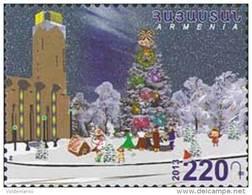 Armenia 2013 Mih. 868 New Year And Christmas MNH ** - Armenia