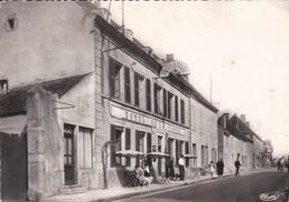 21-----ROUVRAY--hôtel De La Poste--rue Maréchal Leclerc---voir 2 Scans - France