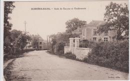 BUSSIERE BADIL ECOLE DE GARCONS ET GENDARMERIE TBE - Autres Communes