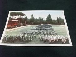 CORPO DELLE GUARDIE DI PUBBLICA SICUREZZA STADIO CAMPO SPORTIVO MANIFESTAZIONE CELEBRATIVA DEL 106° ANNUALE ROMA 1958 - Polizia – Gendarmeria