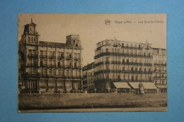 Heyst S/Mer Les Grands Hôtels - Heist