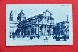 Cartolina Catania - Il Duomo - 1910 - Catania