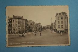 Blankenberghe Boulevard Jules De Trooz - Blankenberge