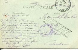 """N°59048 -cachet """"souscrivez à L'emprunt National Dansles Bureaux De Poste"""" - Marcophilie (Lettres)"""
