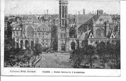 PARIS-Saint Germain De L'Auxerrois-MO - Chiese