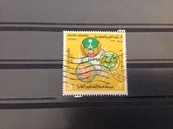 Saoedi Arabië / Saudi Arabia - 100 Jaar UPU (3) 1974 - Saoedi-Arabië
