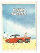 BD BONNES VACANCES GRAPHIQUES  - DESSIN DE LOUSTAL - Comics