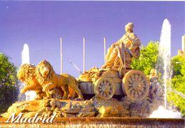 Espagne - Madrid - Fuente De La Cibeles - Del O.K. Corral - Nº 030 - Neuve - 1848 - Madrid