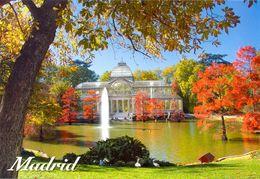 Espagne - Madrid - Palacio De Cristal - Parque Del Retiro - Del O.K. Corral - Nº 040 - Neuve - 1843 - Madrid