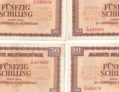 Austria 50 Shilling 1944 XF - Price For 1 Banknote - Austria