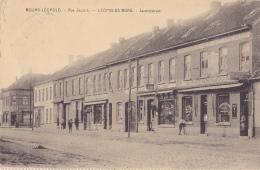 BOURG-LEOPOLD : Rue Jacolet - België
