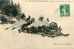 BOBSLEIGH(DOUBS) - Sports D'hiver