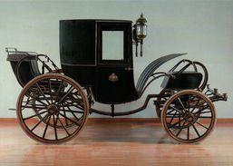 CPSM  AUTOMOBILES  LEIBCOUPE A LA DAUMONT HOFSATTLERER 1872 - Taxi & Carrozzelle