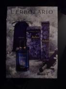 L'Erbolario Cosmetique Carte - Perfume Cards