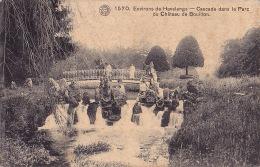 HAVELANGE : Cascade Dans Le Parc Du Château De Bouillon - Belgique