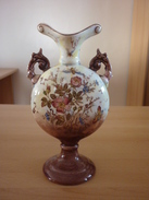 Gustave. De Bruyn -  Vase -  Céramique Fives Lille - Céramiques