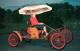 CPSM  AUTOMOBILES ORIENT 1903 - Taxi & Carrozzelle